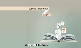 Open Boek les 3