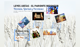 Copy of LEYES JUDIAS - EL PARIENTE REDENTOR