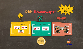 (english) Rbb Power-Ups! - Go For IT - 2016