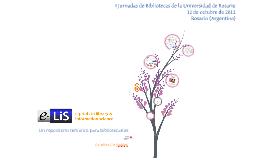 E-LIS: un repositorio temático para Bibliotecarios