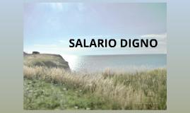 SALARIO DIGNO