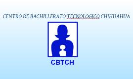 Induccion CBTCH