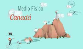 Copy of Medio Físico Canadá