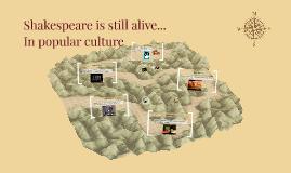 Shakespeare in popular culture
