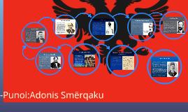 -Rilindja Kombëtare Shqiptare-