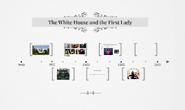 The White House and the First Lady