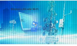 Wireless LAN - WIFI