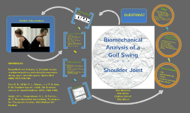 Biomechanics of Golf Swing