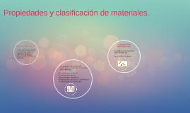 ¿Qué son las propiedades de los materiales?