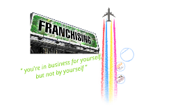 Copy of Franchising