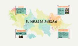 EL MILAGRO ALEMAN