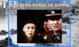 EL DILEMA MORAL DE SOPHIE