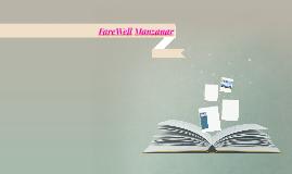 FareWell Manzanar