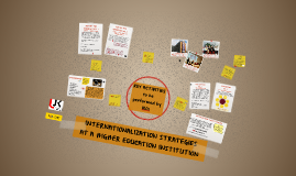 INTERNATIONALIZATION STRATEGIES