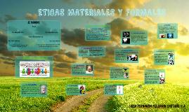 Copy of ETICAS MATERIALES Y FORMALES