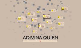 ADIVINA QUIÉN A2