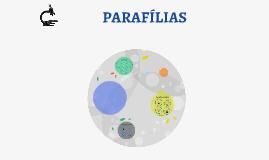 PARAFÍLIAS