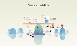 Genre et médias