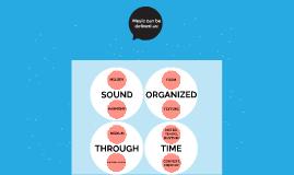 Music Definition+Elements-SIMPLE VERSION