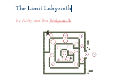 The Limit Labyrinth