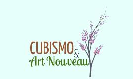 Cubismo & Art Nouveau