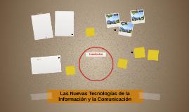 Las Nuevas Tecnologías de la Información y la Comunicación