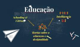 Copy of Educação