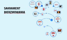 Copy of SAKRAMENT BIERZMOWANIA