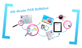 Syllabus Exploratory 6th Grade FCS