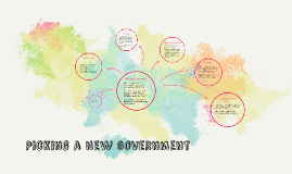 Picking a New Government