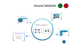 Consumer Statisfaction