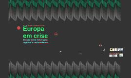 Europa em crise