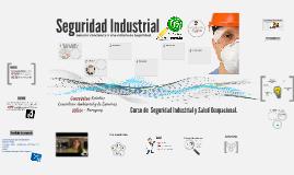 Curso de Seguridad e Higiene Industrial