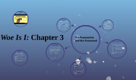 Woe Is I: Chapter 3 (The Possessives and the Possessed)