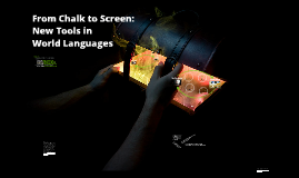 From Chalk to Screen 2