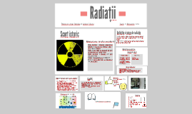 Radiații