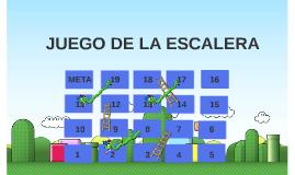 JUEGO DE LA ESCALERA
