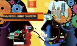 COMUNICACIÓN: CÓDIGOS Y CONTEXTOS