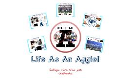 Life as an Aggie