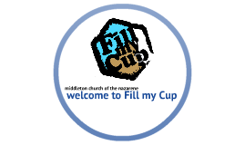 Welcome to Fill my Cup