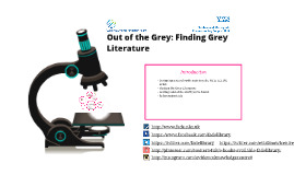 Out of the Grey: Finding Grey Literature