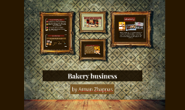 Bakery business