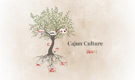 Cajun Culture