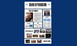 Copy of GRADO DE PERIODISMO