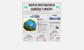 GRUPO DE INVESTIGACIÓN EN GEOMÁTICA Y AMBIENTE