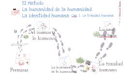 Copy of El Método. La humanidad de la humanidad. La identidad humana. Edgar Morin