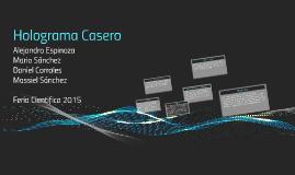 Copy of Holograma Casero