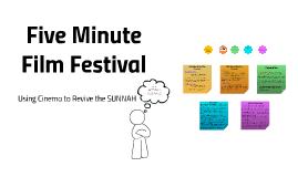 Five Minute Film Festival