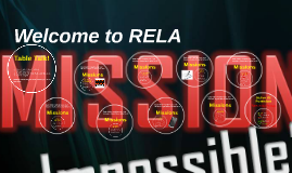 Welcome to RELA