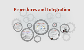 Updated Procedures and Integration - Day 2